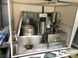 Kit de churros para veículos ou balcão.
