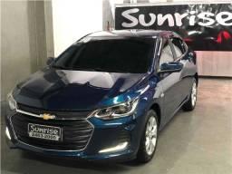 GM Onix Plus Premier 2020 só 7.000 km!