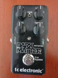 Pedal Distorção Dark Matter