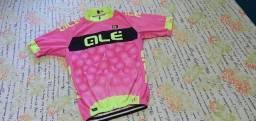 Conjunto / Roupa de ciclismo Ale