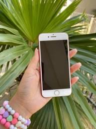 iPhone 7 vermelho 128 GB