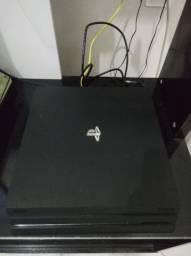PS4 pro 1 tera 4k promoção pra vender hoje