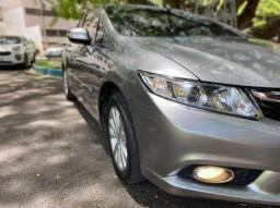 Honda Civic LXR 2.0 2014/2014 - Vale a pena conferir!