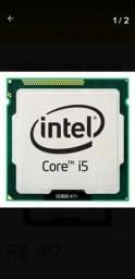 Processador gamer Intel Core i5-3470 de 4 núcleos e 3.20GHz liga 1155