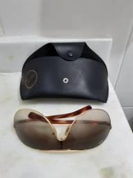 Óculos original ray ban, aceito troca