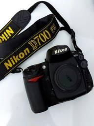 Nikon D700 profissional