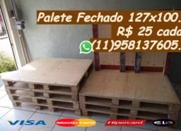 Pallet 127x100 entrego