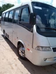 Micro-ônibus Volare 2002 A8 motor série 10