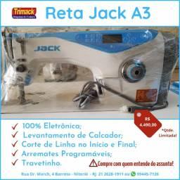 Reta Jack A3 garantia e montagem Niteroi