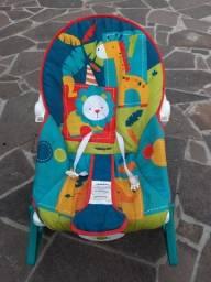 Cadeira de descanso musical para Bebes Fisher-Price