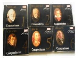 Coletânea Cds Gênios da Música