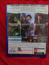 Uncharted Collection 3 em 1