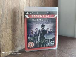 Saints Row The Third - Jogo de PS3 Mídia Física