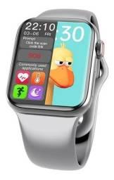 Smartwatch HW12 Prata - Entrega Grátis