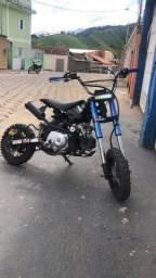 Vendo Mini Moto Beta 135 cc (IMPORTADA)