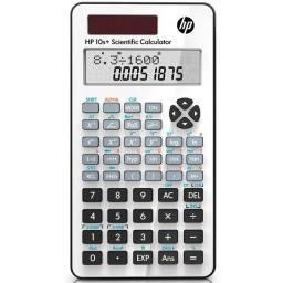 Calculadora científica 10S+ NW276AA HP BT 1 UN