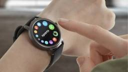 Smartwach Mibro Air Xiaomi Lançamento Global Atualizado Muda Foto A Prova D'Agua Novo
