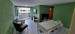 Alugo apartamento mobiliado 2 Quartos em Tambau