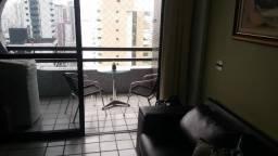 Título do anúncio: Alugo Recife flat andar alto 2 quartos em Boa Viagem mobíliado