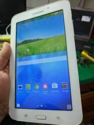 Tablet Samsung usando