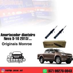 Amortecedor Dianteiro Nova S10 2013/...