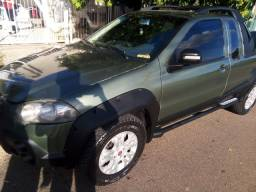 Fiat Strada aventure ano 2011