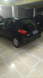 Vendo Peugeot  206 completo com gnv