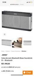 Bose soundlink |||