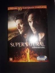 Décima temporada de Supernatural/Sobrenatural