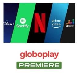 Telas disponível Netflix + Disney Plus e outros