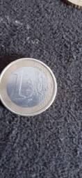 Um euro e cinquenta cent