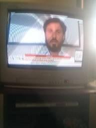 TV 20pol  Toshiba com conversor digital