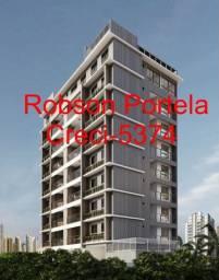 Apartamento no Bessa 2 Quartos á 350 metros do mar com entrada facilitada