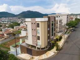 Apartamento à venda com 2 dormitórios em Jardim carolina, Poços de caldas cod:2059