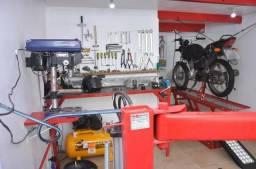 Título do anúncio: Revisão motos Conserto de motos Manutenção motos Revisão de motos em geral