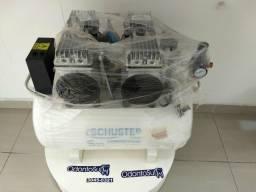 Vende-se compressor para dois consultorio S.55 odontológico 60 litros