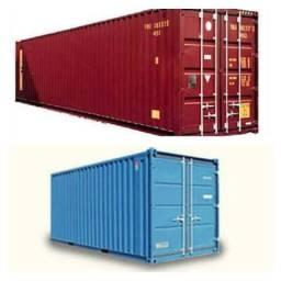 Container Marítimo - Modificação, Venda e Aluguel