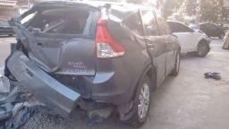 Sucata Honda CRV 2013 para venda de peças