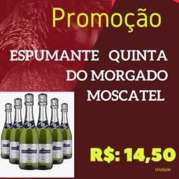 Espumante Moscatel Quinta do Morgado branca 660ml