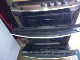 Fogão dois fornos