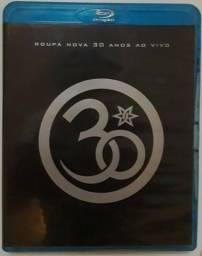 Blu-Ray Roupa Nova 30 Anos ao Vivo
