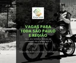 Vagas para Motoboy - São Paulo e Região
