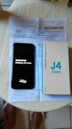 Tenho um Samsung Galaxy j4 core também faço troca em outro celular do meu interesse