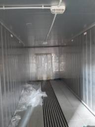 Container reefer, Câmara fria - 25c