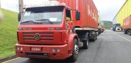 Vendo titan 18 310 porta container emgatado - 2004