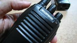 Kit 2 Rádio Comunicador e Transmissor Walk Talk (Entrega Grátis)