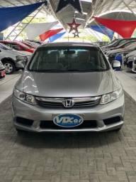 Civic LXS 1.8 Aut - 2016