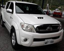 Toyota Hilux 2011 4x4 diesel automática - 2011