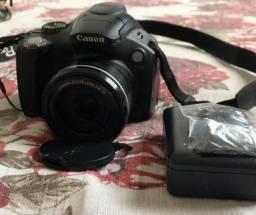 VENDO 01 câmera digital (Canon SX40 HS) e 01 GoPro hero 4