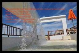 Park aquático Lacqua DiRoma lll em Caldas novas